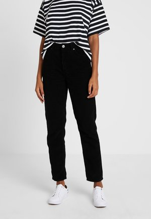 MOM - Trousers - black