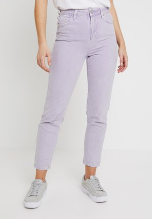 MOM - Jeans relaxed fit - lilac