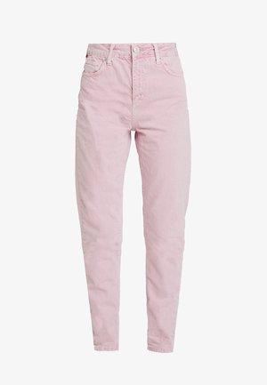 MOM - Jean boyfriend - candy pink
