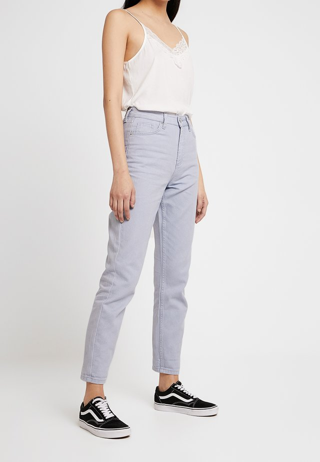 MOM - Relaxed fit jeans - chambray blue