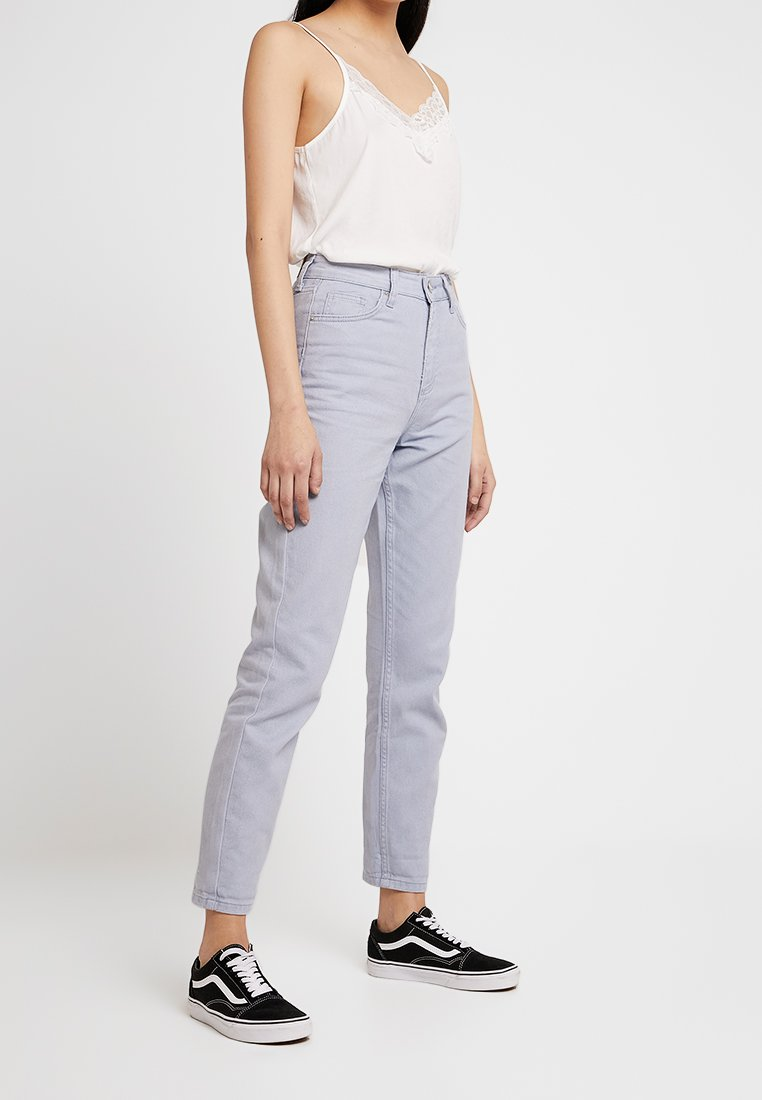 BDG Urban Outfitters - MOM - Jeansy Relaxed Fit - chambray blue