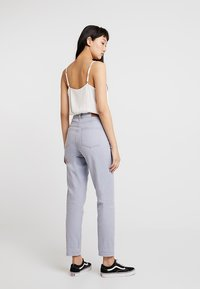BDG Urban Outfitters - MOM - Jeansy Relaxed Fit - chambray blue - 2