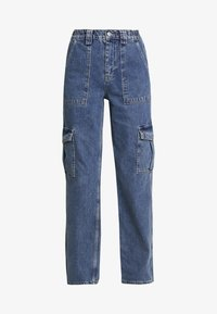 BDG Urban Outfitters - SKATE - Relaxed fit jeans - blue denim - 4