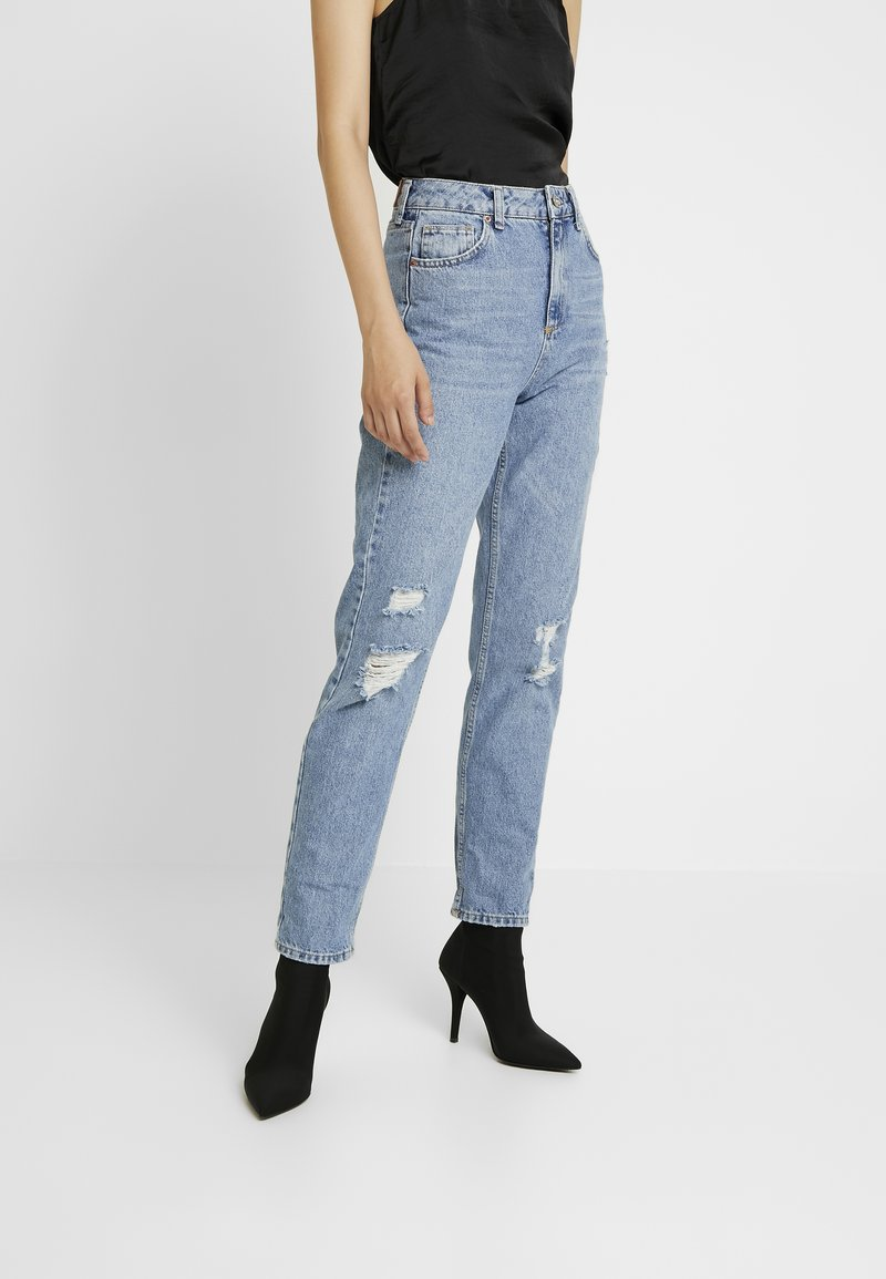 BDG Urban Outfitters - MOM - Jeans Relaxed Fit - destroyed