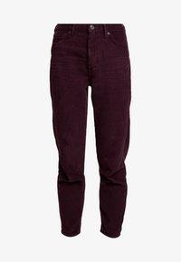BDG Urban Outfitters - MOM - Broek - plum - 4