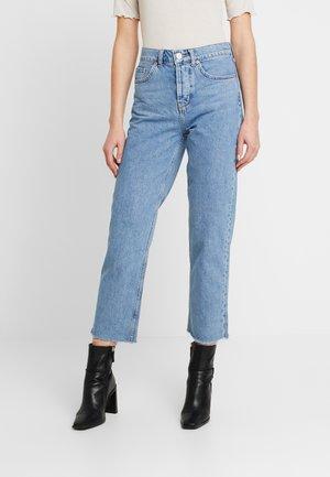 REUBEN - Jeans Straight Leg - denim