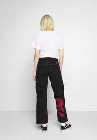 BDG Urban Outfitters - SKATE - Relaxed fit jeans - black dragon - 2