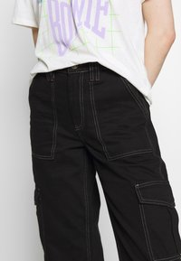 BDG Urban Outfitters - SKATE - Relaxed fit jeans - black dragon - 3