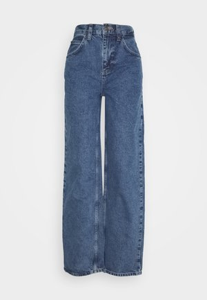 MODERN BOYFRIEND - Jeans baggy - blue denim