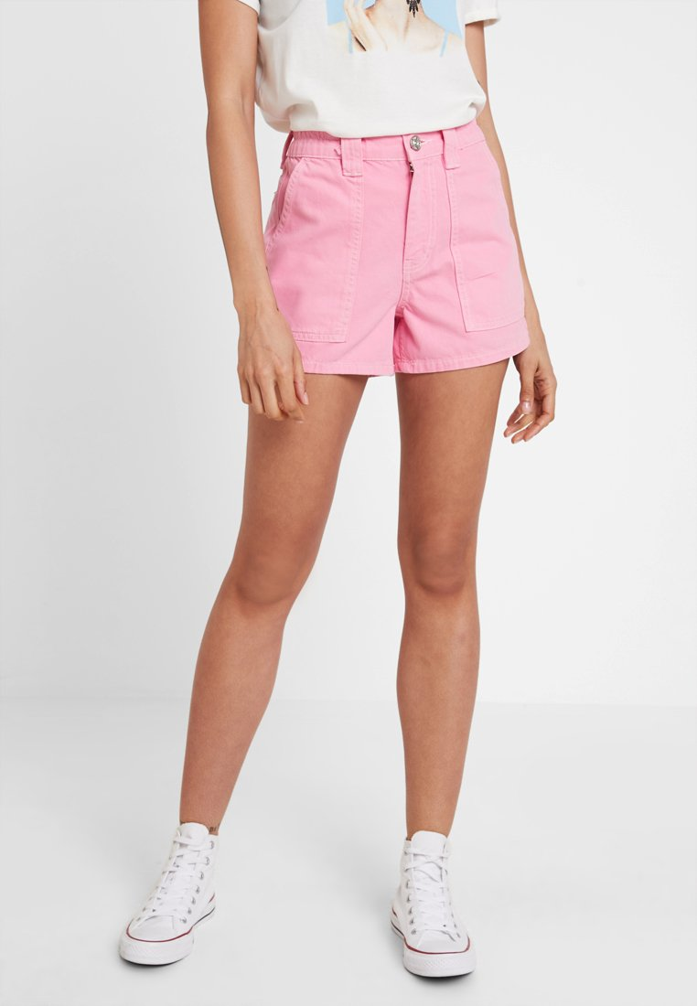 BDG Urban Outfitters - SKATE - Jeans Shorts - pink