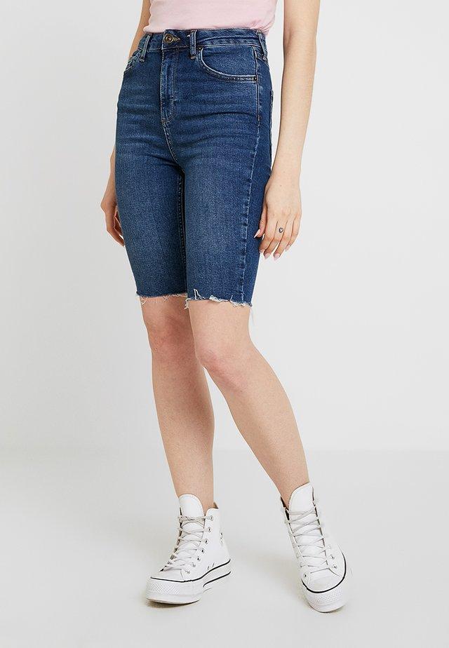 PINE  - Jeans Shorts - dark denim