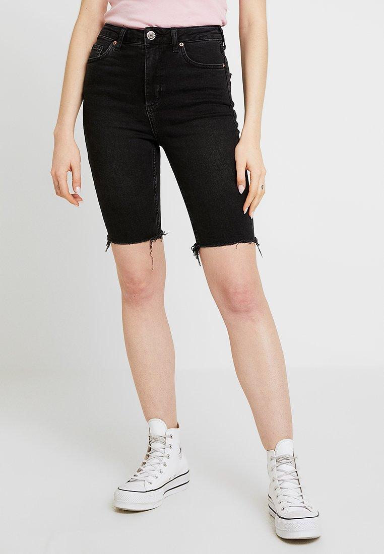 BDG Urban Outfitters - PINE  - Denim shorts - black
