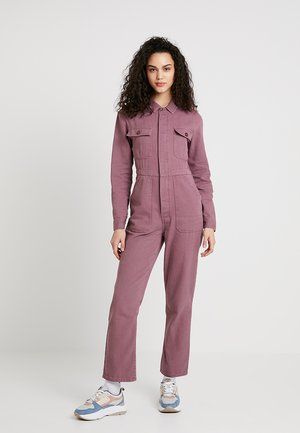 BOILER SUIT - Jumpsuit - rose