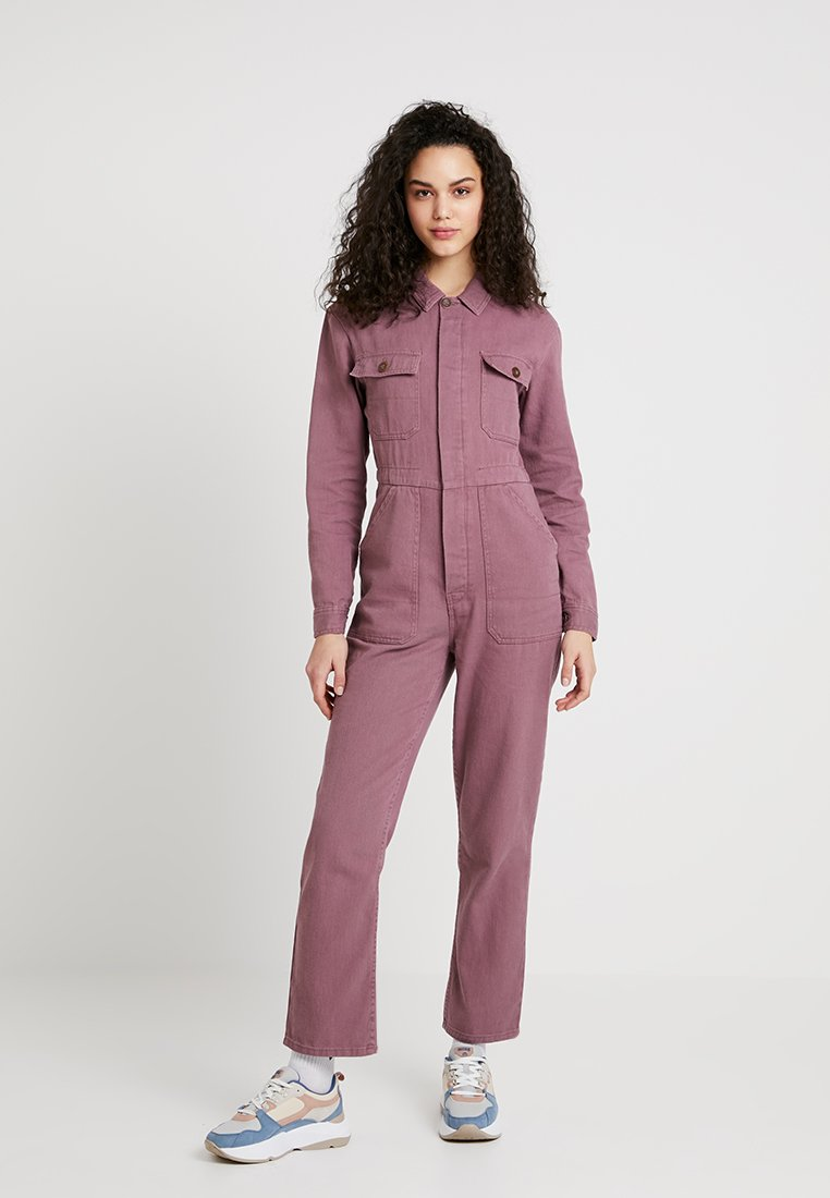 BDG Urban Outfitters - BOILER SUIT - Jumpsuit - rose