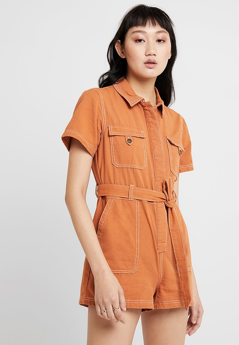 BDG Urban Outfitters - STEVIE - Jumpsuit - orange
