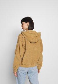 BDG Urban Outfitters - ROWEN JACKET - Tunn jacka - sand - 2