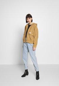 BDG Urban Outfitters - ROWEN JACKET - Tunn jacka - sand - 1