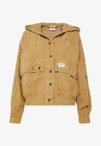 BDG Urban Outfitters - ROWEN JACKET - Tunn jacka - sand - 4