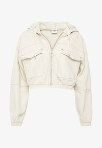 BDG Urban Outfitters - PATCH POCKET JACKET - Giacca di jeans - ecru - 3