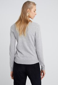 Repeat - Trui - silver/grey