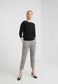 Repeat - Sweter - schwarz - 1