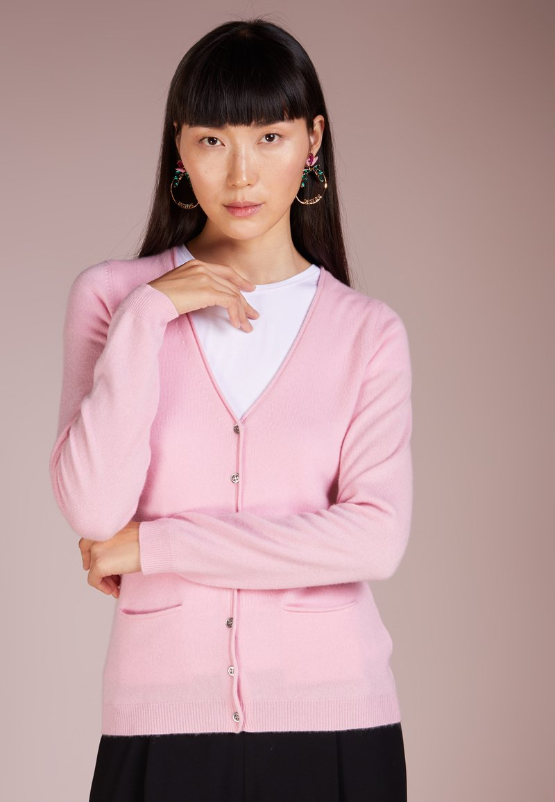 Repeat - Cardigan - rose