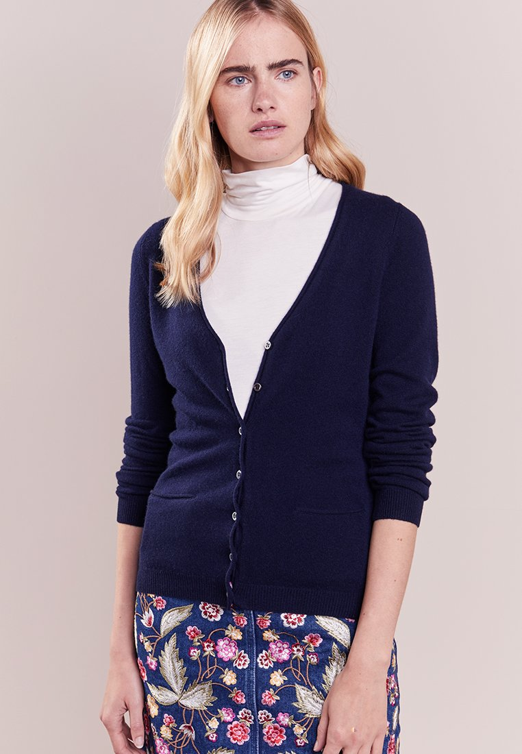 Repeat - Cardigan - navy