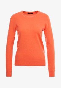 Repeat - CREW NECK - Sweter - orange - 3