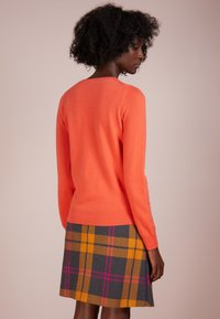 Repeat - CREW NECK - Sweter - orange - 2