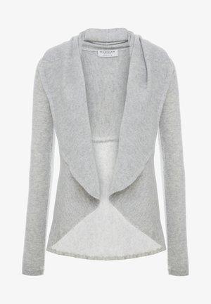 Kardigan - silver grey