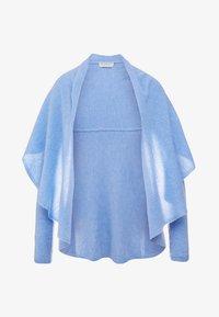 Repeat - Kardigan - med blue - 4