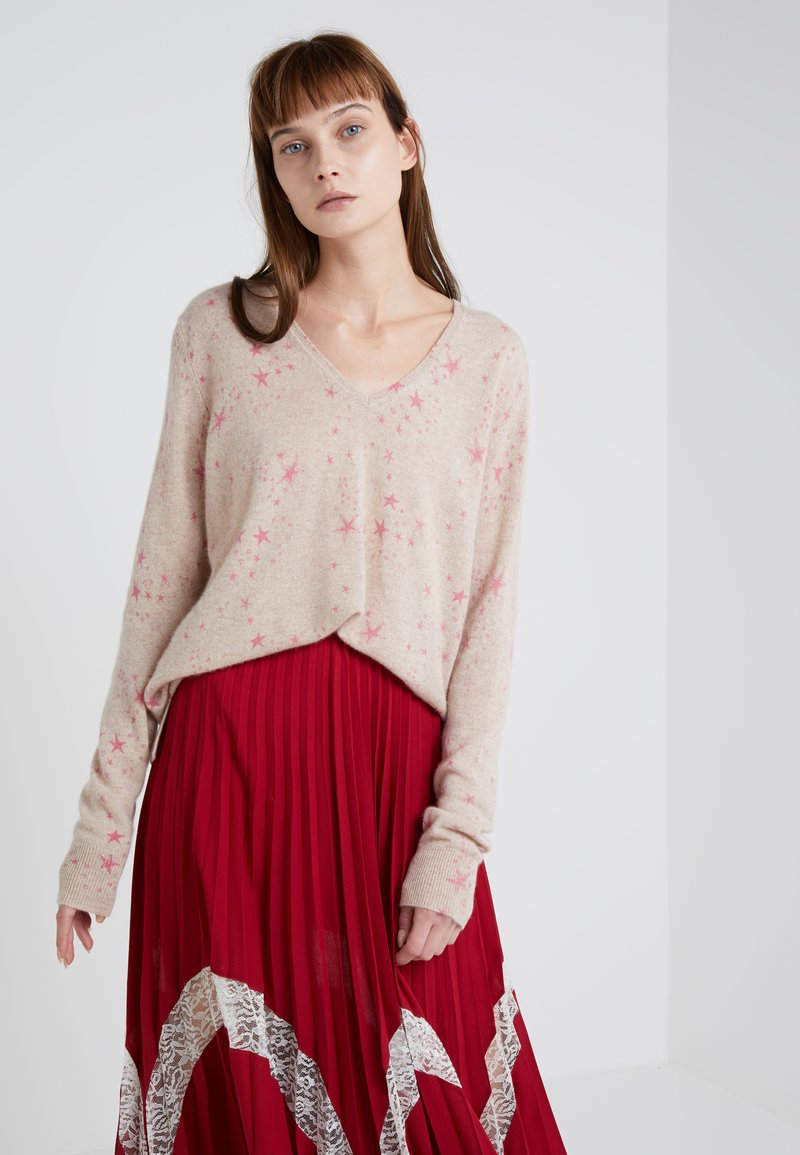 Repeat - SWEATER - Jumper - pink