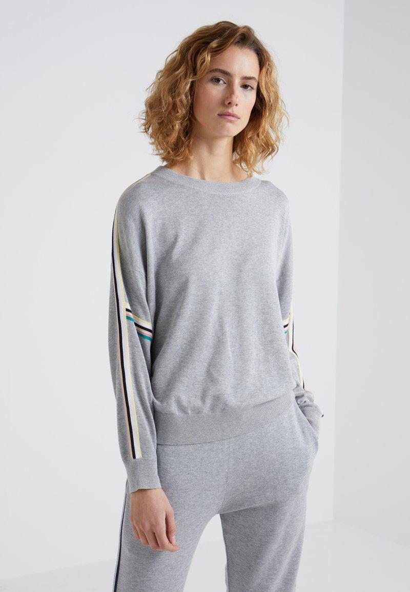 Repeat - Strickpullover - grey
