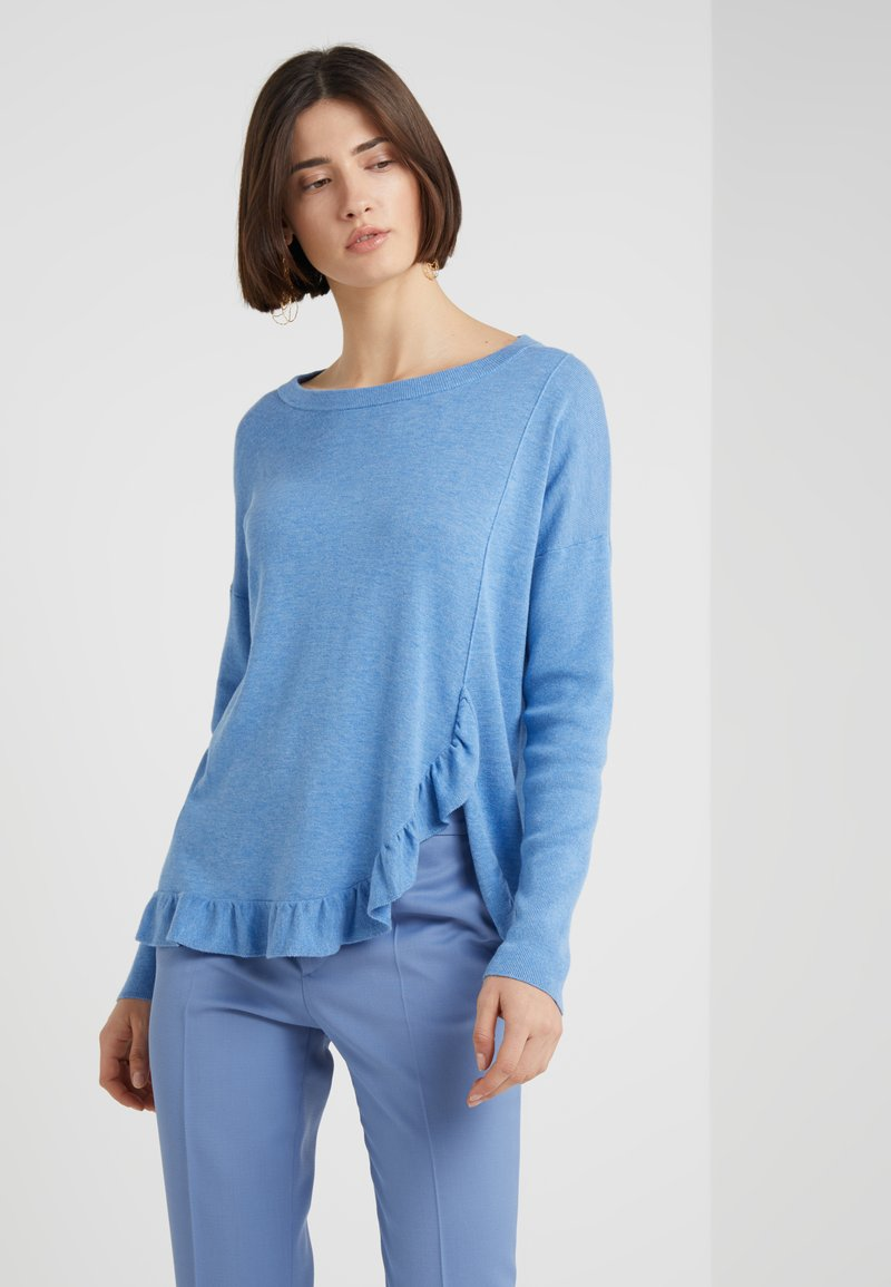 Repeat - SWEATER - Jumper - blue