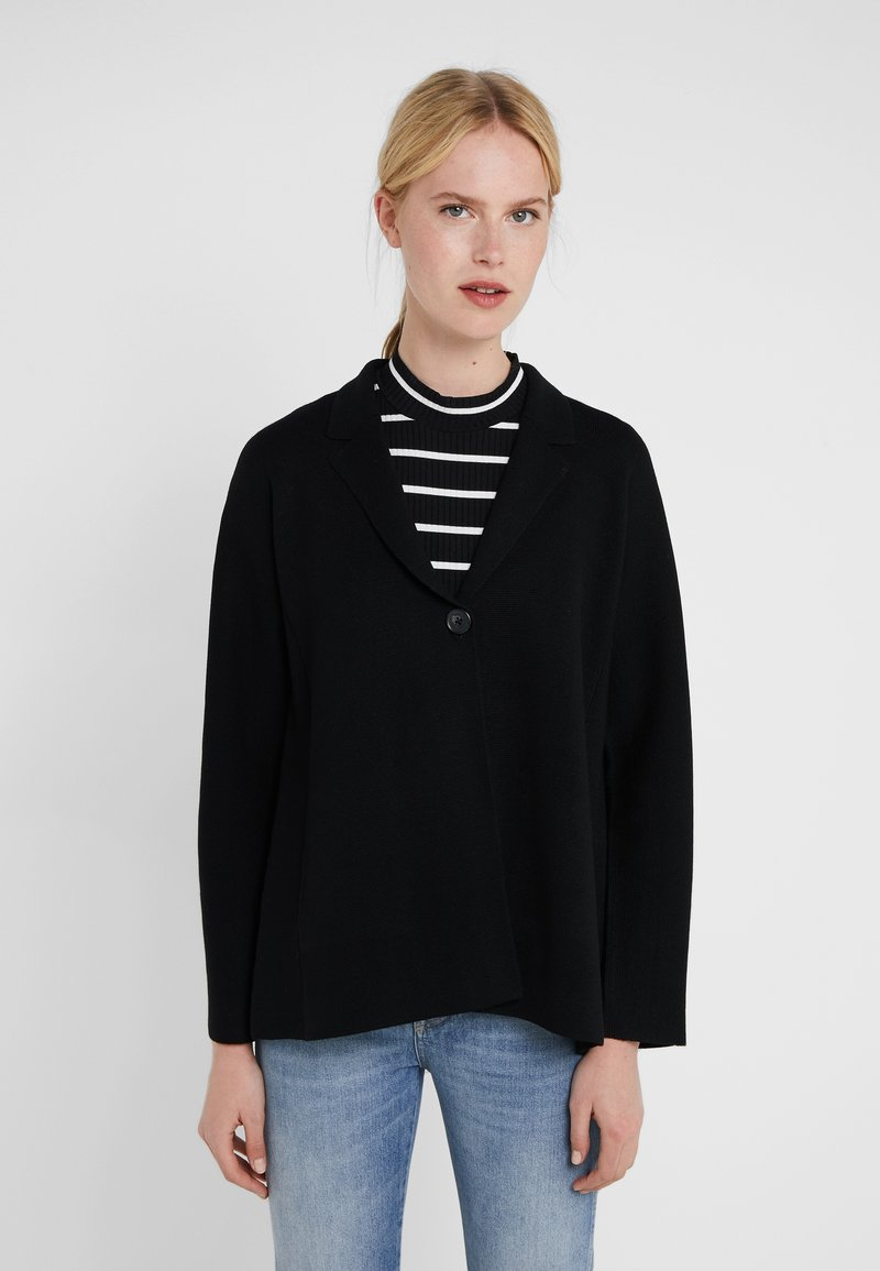 Repeat - Cardigan - black