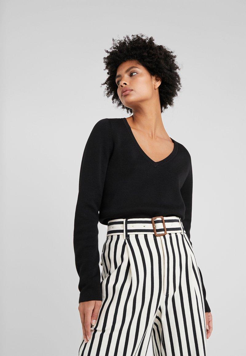Repeat - Sweter - black