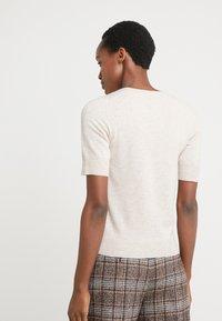 Repeat - T-shirt imprimé - beige - 2