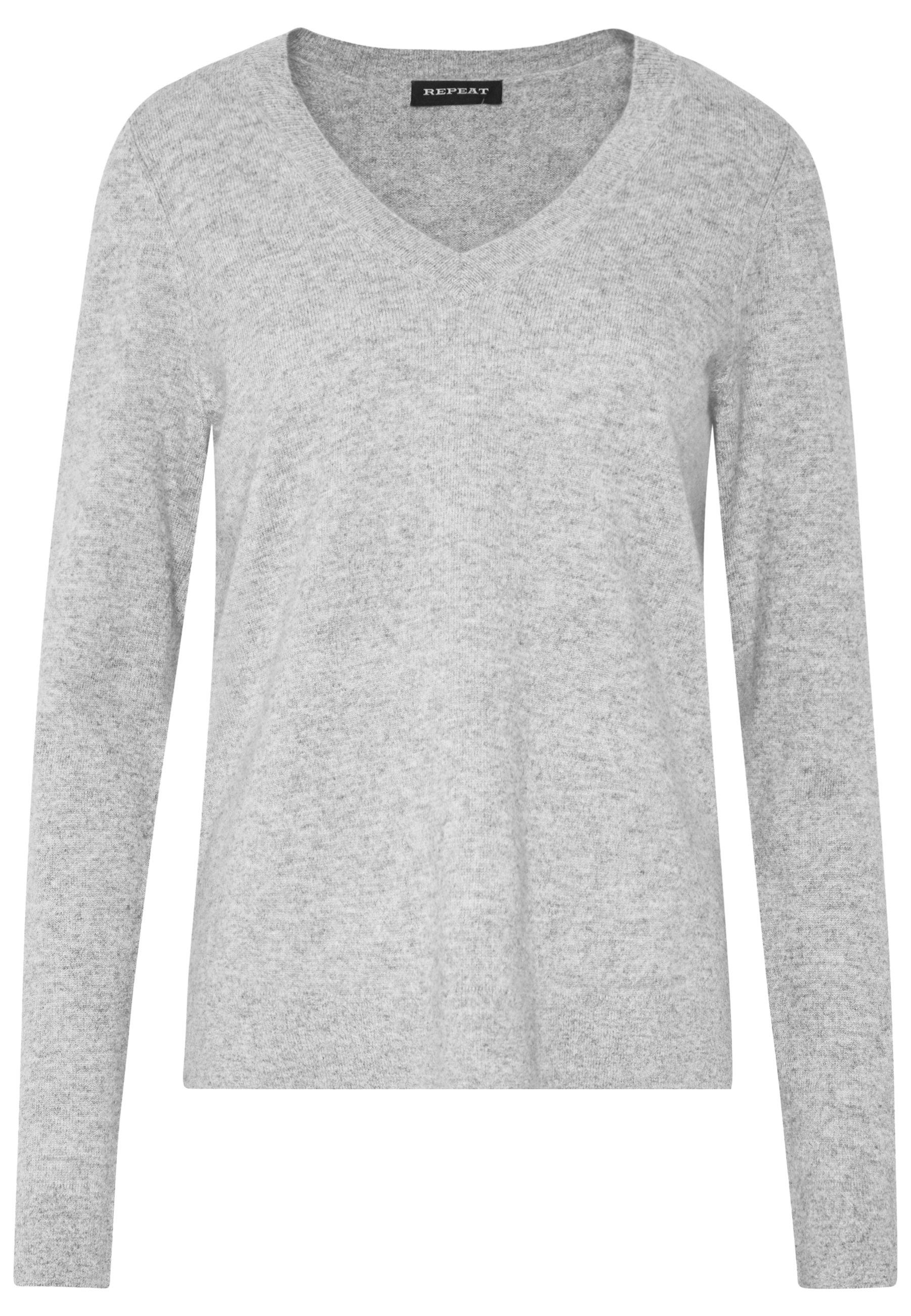 Repeat Sweater - Stickad Tröja Beige