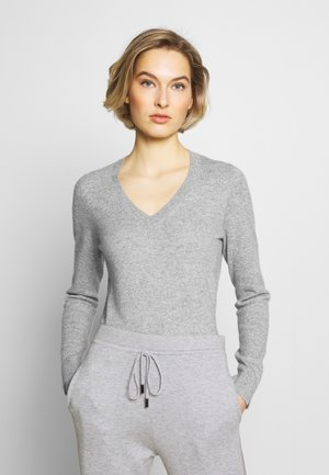 SWEATER - Trui - silver grey