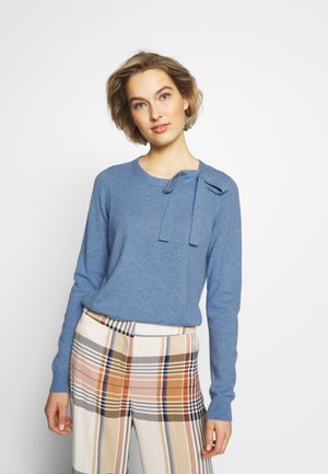 Sweter - med blue