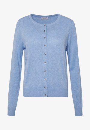 Cardigan - med blue