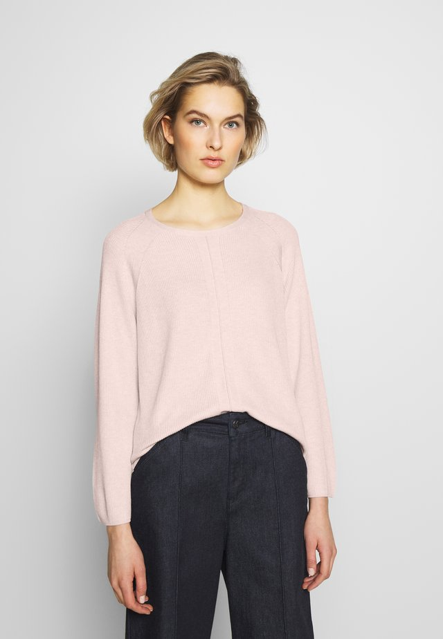 Strickpullover - rose