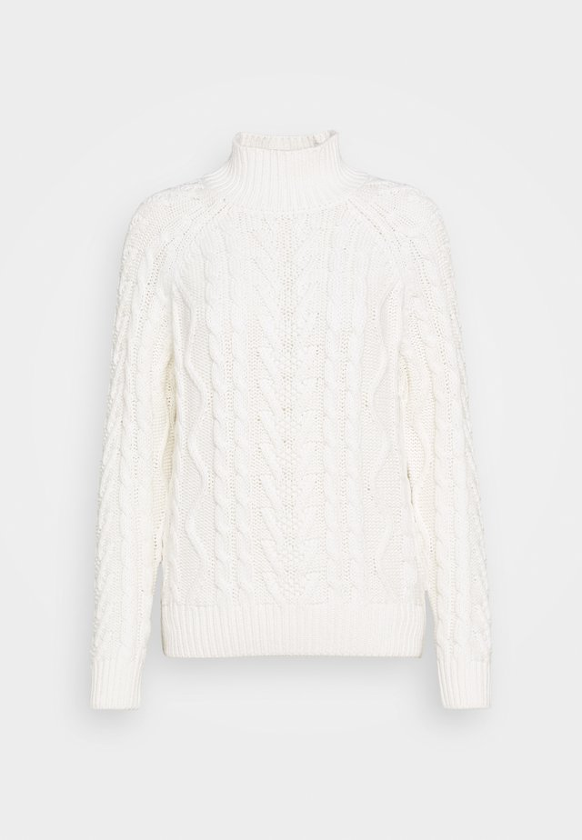 Strickpullover - cream