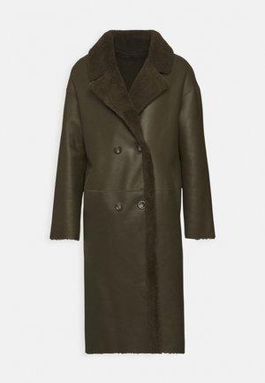 JACKET - Classic coat - verde