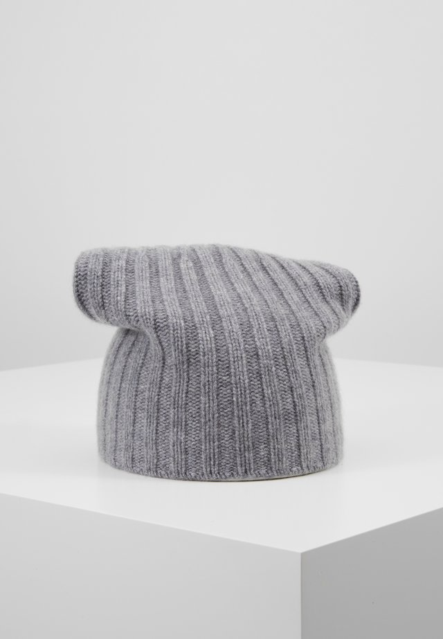 BEANIE - Mütze - light grey