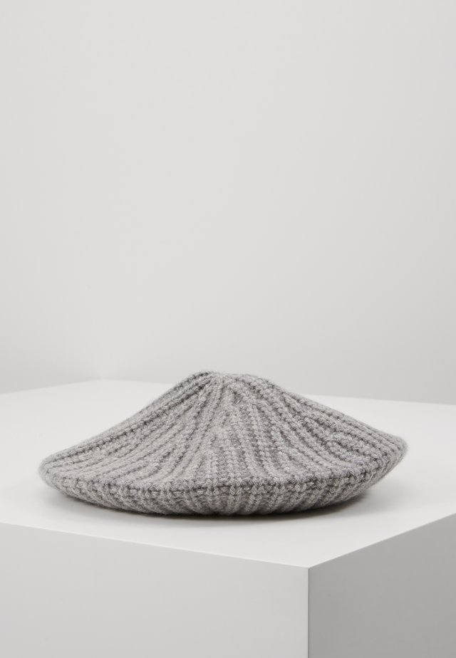 BERET - Mütze - light grey