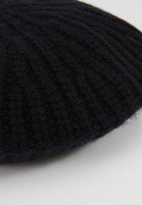 Repeat - BERET - Mütze - black - 4