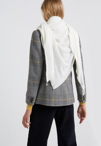 Repeat - TRIANGLE SCARF - Schal - creme - 0