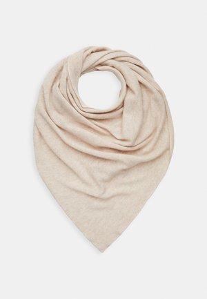 TRIANGLE SCARF - Tørklæde / Halstørklæder - creme