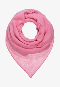 Repeat - TRIANGLE SCARF - Foulard - pink - 1
